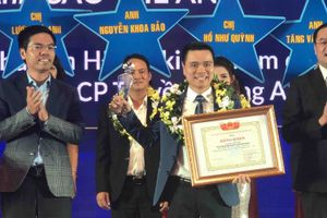 Doanh nhân trẻ Hà Nội không ngại cạnh tranh sòng phẳng