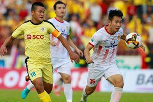 Trực tiếp Nam Định vs Hà Nội B tranh vé dự V-League 2019
