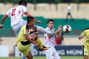 Thắng luân lưu kịch tính, Nam Định giành vé ở lại V-League