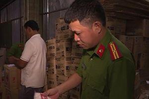 Đắk Lắk: Thu giữ trên 10 tấn hạt nêm và bột ngọt không rõ nguồn gốc