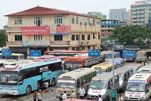 Di dời các bến xe khách Hà Nội: Làm gì với 'đất vàng'?
