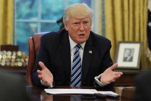 Tổng thống Trump dọa trừng phạt nghiêm khắc đồng minh Saudi Arabia