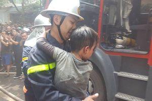 Xót lòng nam nhân công thiệt mạng trong vụ cháy tại xưởng sản xuất sofa