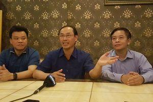 Nhà thầu Trung Quốc bị tố dùng bùn đắp cao tốc, Bộ GTVT nói gì