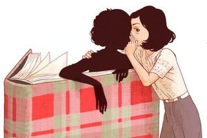 Chiêm ngưỡng bản sách tranh tuyệt đẹp của 'Nhật ký Anne Frank'