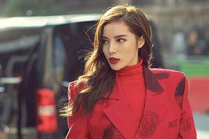 Những bộ cánh ấn tượng của sao Việt tại tuần lễ thời trang quốc tế