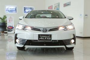 Tăng giá bán, Toyota Altis 2018 bổ sung những tính năng gì tại VN?