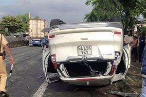Phó giám đốc Sở TNMT Đà Nẵng lái ôtô tông xe tải khiến vợ tử vong