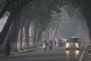 Hà Nội: Chất lượng không khí biến động theo diễn biến thời tiết