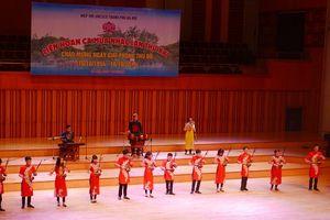 Liên hoan ca múa nhạc Hiệp hội UNESCO TP Hà Nội lần thứ XVI