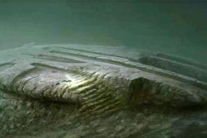 Vật thể dị thường khổng lồ dưới biển Baltic