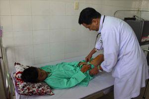 Hai học sinh bị thương nặng vì điện giật đã qua cơn nguy kịch