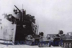 Ảnh hiếm BTR-50 Việt Nam trong chiến tranh biên giới Tây Nam