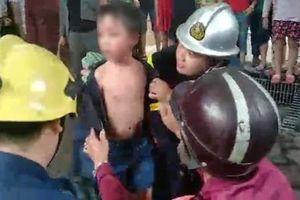 Chết cháy trong biệt thự Trung Văn khi thăm vợ con