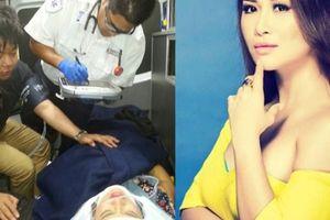 24h HOT: Lam Anh sau vụ tai nạn kinh hoàng cùng Quang Lê giờ ra sao?