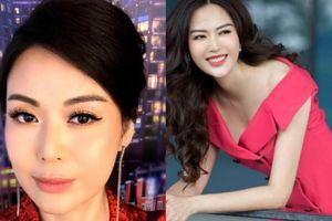 Tuổi 42, HH Thu Thủy vẫn xinh đẹp hút mắt với gu thời trang thanh lịch