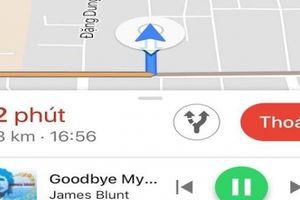Hướng dẫn tích hợp trình nghe nhạc Spotify vào Google Maps