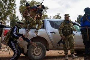 Syria: Khủng bố ráo riết củng cố vị trí đánh mạnh quân đội Assad