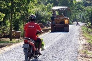 Ðồng bào Khmer Trà Cú hiến đất xây dựng hạ tầng nông thôn