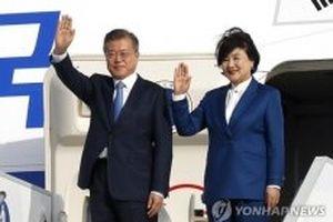 Hàn Quốc cam kết cùng Pháp nỗ lực xây dựng hòa bình