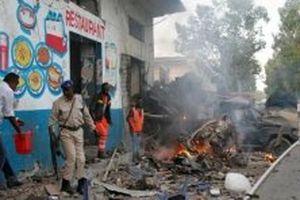 Đánh bom liều chết tại Somalia, ít nhất 22 người thiệt mạng
