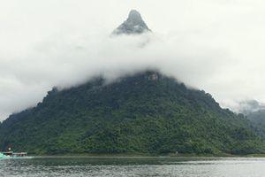 Khu bảo tồn thiên nhiên Na Hang - Lâm Bình được công nhận danh lam thắng cảnh Quốc gia