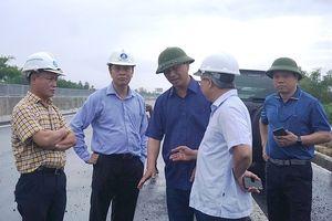 VEC triển khai sửa chữa chưa đáp ứng yêu cầu chỉ đạo của lãnh đạo Bộ GTVT
