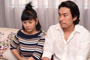 Cát Phượng khóc, Kiều Minh Tuấn xin lỗi vụ scandal 'yêu' An Nguy