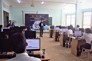 50 học sinh, sinh viên tham dự vòng 2 tại Bình Định