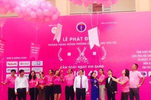 Phát hiện sớm ung thư vú cho hàng nghìn phụ nữ
