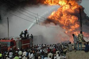 Nigeria: Kinh hoàng vụ cháy nổ đường ống dẫn dầu