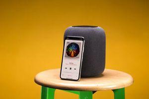 Dùng loa thông minh HomePod định vị iPhone