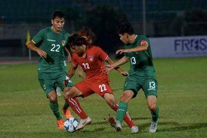 Trước thềm AFF Cup 2018: Myanmar lại thua, HLV Antoine Hey chịu áp lực