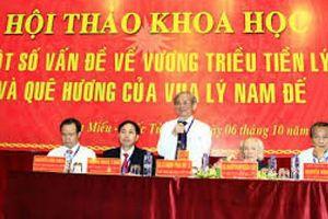 Người Việt đầu tiên xưng đế