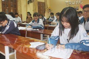 Hải Dương tuyển chọn đội tuyển học sinh giỏi quốc gia Trung học phổ thông
