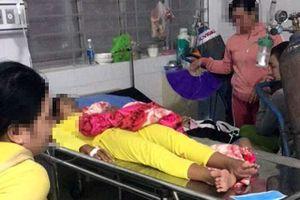 Nguyên nhân ban đầu vụ 6 học sinh bị điện giật là do… sét