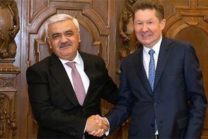 Nga bàn chuyện cung khí đốt cho Azerbaijan