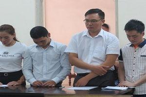 Phạt tù nhóm bị cáo chiếm đoạt tiền cước viễn thông của VNPT