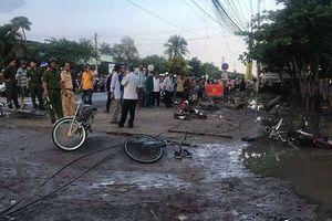 Điện lực lên tiếng vụ dây điện đứt khiến 2 học sinh tử vong