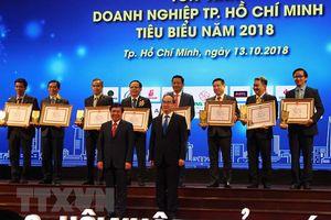 TP Hồ Chí Minh tôn vinh 99 doanh nghiệp và 100 doanh nhân tiêu biểu