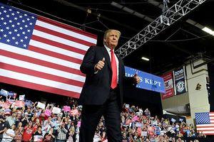 Tổng thống Trump: Mỹ tụt hậu so với Nga trong thiết lập đơn vị không quân vũ trụ