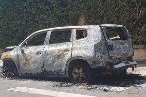 Vụ ô tô nghi bị đốt cháy: Có thể do cạnh tranh làm ăn, kinh doanh