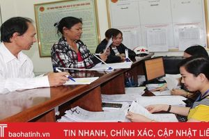 Cẩm Xuyên 'vượt đích' thu ngân sách năm 2018