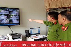 Những 'trợ thủ' đắc lực về an ninh trật tự tại TP Hà Tĩnh