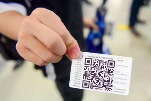 Thẻ điện tử xe buýt BRT được làm và sử dụng như thế nào?