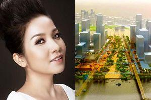 Ủng hộ dự án nhà hát 1.500 tỷ đồng, ca sĩ Mỹ Linh nói: 'Tôi không vô cảm với đồng bào Thủ Thiêm'