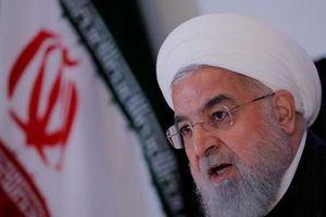Tổng thống Rouhani: Chính quyền Trump 'thù địch' nhất với Iran trong suốt 40 năm qua