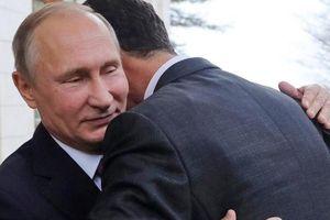 Chuyển giao xong S-300, Nga sẽ đánh lùi Mỹ để ở lại Syria 'vĩnh viễn'?