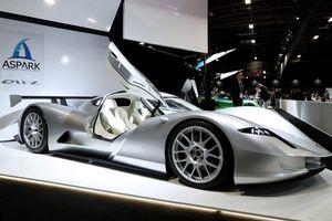 Clip: Cận cảnh siêu xe giá hơn 84 tỷ đồng