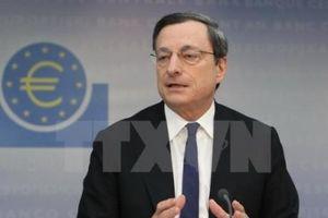 ECB: Italy cần thận trọng khi tranh luận về kế hoạch ngân sách